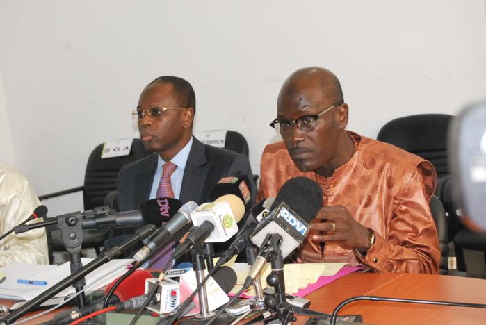 Seydou Guèye apprend à Guy Marius Sagna que le Palais est un domaine militaire, relativise le fort degré de corruption au Sénégal et parle de l'insécurité.