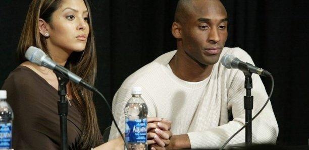 Vanessa Bryant, la femme de Kobe, s'exprime après la mort de son mari