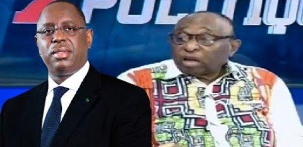 """Jean Paul DIAS: """"Ma conviction est que Macky SALL tentera un 3ème mandat mais.."""""""