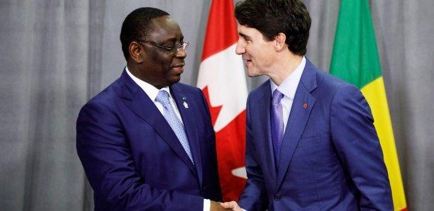 Macky Sall au Pm du Canada : «Nous n'autorisons pas l'homosexualité»
