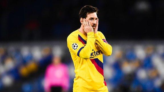 Lutte contre le Coronavirus : Lionel Messi offre 1 million d'euros à l'Hospitali Clinic de Barcelone.