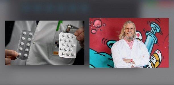 Coronavirus et chloroquine : Le Pr Raoult publie une nouvelle étude