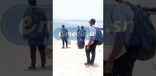 Plage de Hann : des pêcheurs soupçonnés de conduire des Chinois