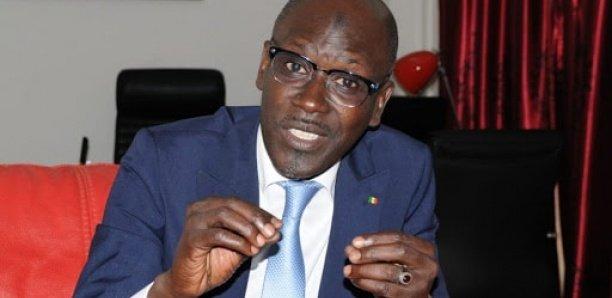"""Seydou Gueye : """" Le Président n'est pas malade, Il n'y a pas d'intérim ..."""""""