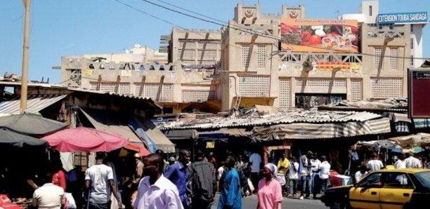 Le marché Sandaga rasé vendredi
