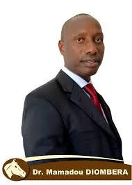 """Pr Mamadou Lamine Diombéra responsable politique APR à Ziguinchor  """" Nous restons plus que jamais déterminés à travailler pour le Président Macky Sall"""""""