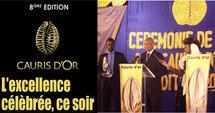 La plus prestigieuse des soirées de l'année sera célébrée, ce samedi, au King Fahd Palace hôtel. C'est la 8éme édition des Cauris d'Or, organisée par le mouvement des entreprises du Sénégal (MDES).