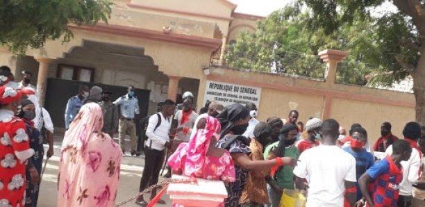 4 000 Sénégalais bloqués en Mauritanie