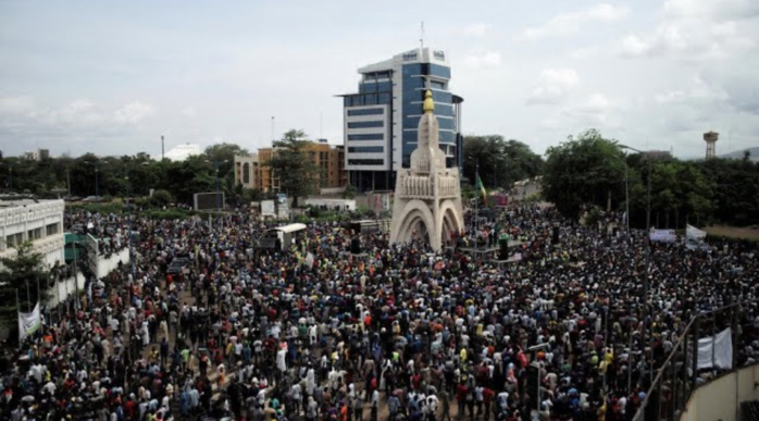 Manifestations contre le président IBK : un mort déploré...