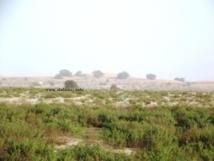 (Reportage photos) Base Tweila: La scène de l'incident du Président mauritanien