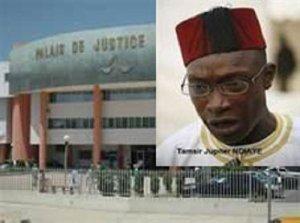 "Le Tribunal de Dakar ""soigne"" l'homosexualité de Tamsir Jupiter  Ndiaye pendant 4 ans."