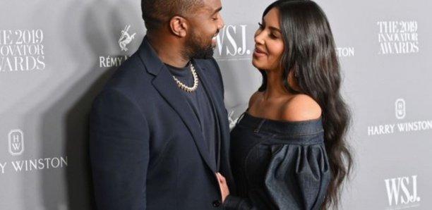 Les excuses de Kanye West à Kim Kardashian après avoir évoqué leur vie privée