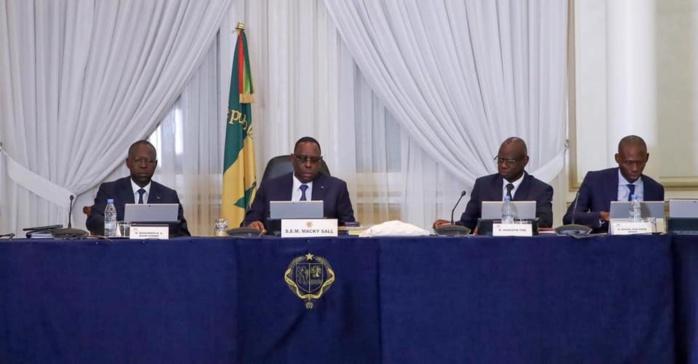 Communiqué du Conseil des ministres du 29 juillet 2020