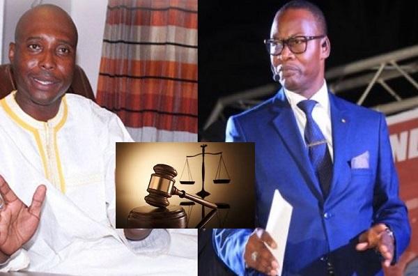 Justice: le procès de Me Moussa Diop contre Barthélémy Dias, renvoyé au 25 août