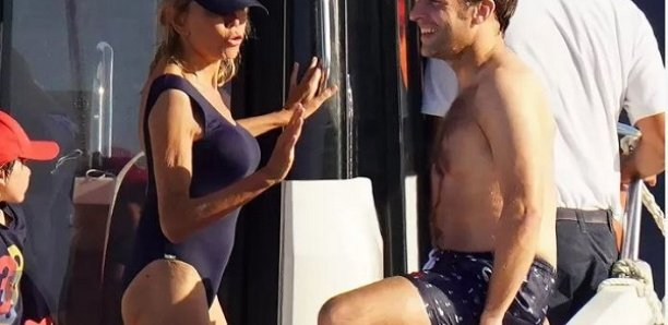 Emmanuel Macron en vacances: les photos qui font grincer des dents