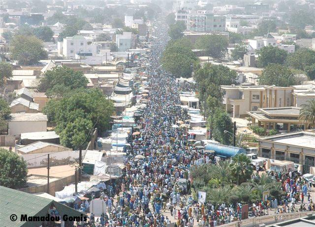 Des milliers de pèlerins déjà à Touba, à 48 heures du Magal