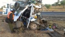 THIES : Les corps des victimes de l'accident meurtrier d'hier remis à leurs familles
