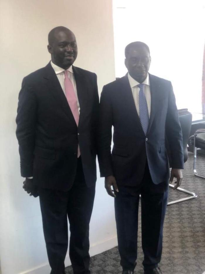 Ministère en charge du suivi du PSE : Dr Cheikh Kanté passe le témoin à Abdou Karim Fofana.