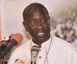Extrait du discours du Cardinal Sarr