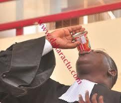 Me Moustapha Diop sur la médiation pénale de Macky Sall « Il ne peut y avoir de médiation pénale en cas de détournement de deniers publics ou d'enrichissement illicite »