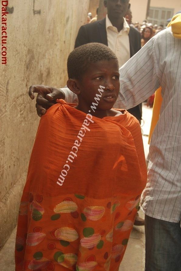 Mamadou Gano,  le miraculé de la Médina raconte