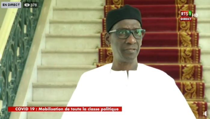 Mamadou Diop Decroix sur loi relative à l'état d'urgence et l'état de siège : « C'est une loi qui tue la démocratie et les libertés des personnes »