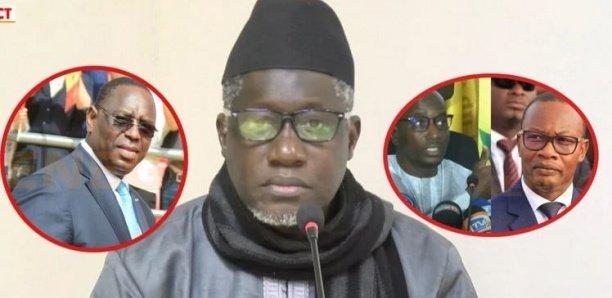 Guéguerre Omar B. Kh. Sylla – Moussa Diop : Imam Kanté tient Macky Sall pour responsable