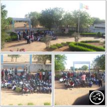 ISFAR DE BAMBEY: Jour 2 de la gréve des étudiants