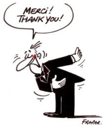 Remerciement (SOS Ousseynou)