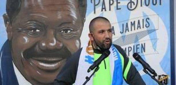 OM : l'hommage à Pape Diouf