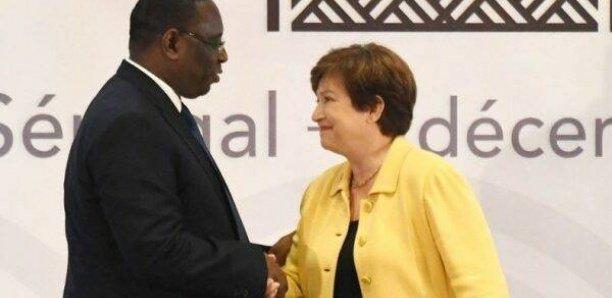 Relance de l'économie: Le Fmi accorde un financement de 350 milliards au Sénégal