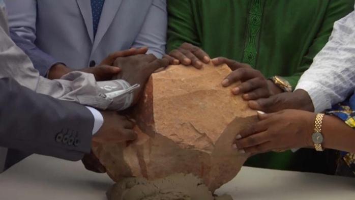 Akon City: Une première pierre perdue au milieu de 55 hectares
