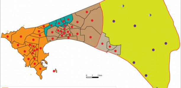 Redécoupage de Dakar : L'APR et le PDS se frottent au Conseil municipal de Pikine