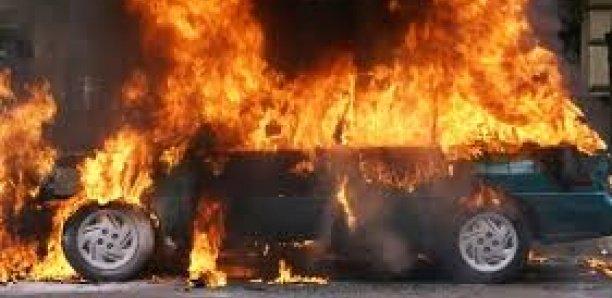 Un berger ivre brûle la maison de son père