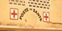 Vélingara : faute d'infirmier chef, le poste de santé de Kalifourou ferme ses portes