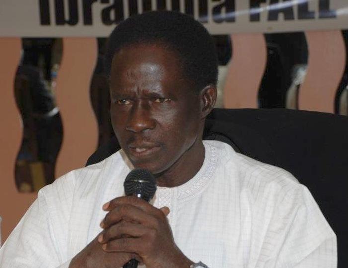 Tchad : le Prof. Ibrahima Fall nommé Haut Représentant de l'Union africaine pour accompagner la Transition