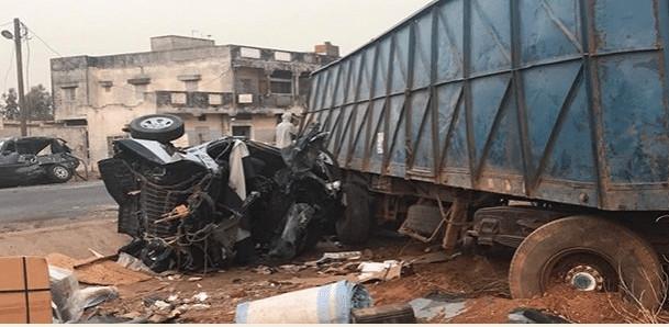 """Carnage sur les routes: 14 morts en une semaine, camions maliens et """"7 places"""" au cœur..."""