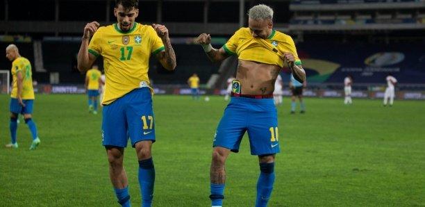 Copa América : Le Brésil qualifié pour la finale grâce à sa victoire contre le Pérou