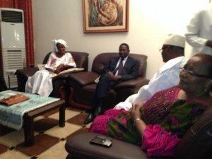 PRESIDENTIELLE AU MALI : Soumaïla Cissé se rend chez IBK, pour le féliciter