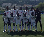 Jeux de la francophonie : Le Sénégal bat l'Haïti (3-0) et se hisse en 1/2 finale