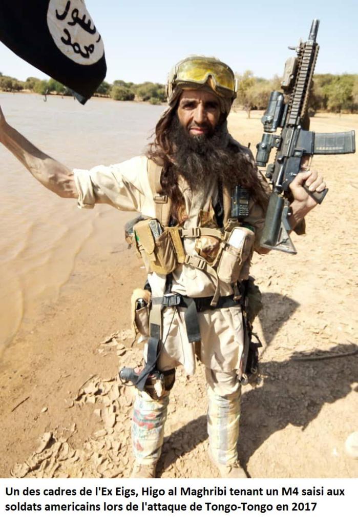 Sahel : enquête sur l'armement des djihadistes...