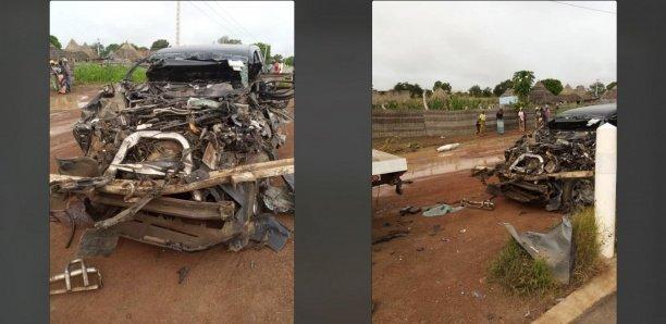 Guirassy raconte son terrible accident et interpelle les autorités