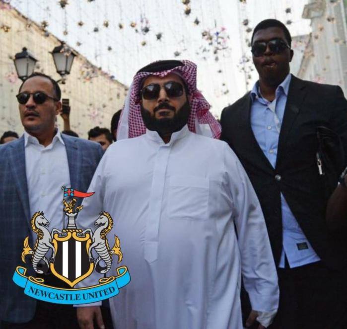 Newcastle : le club racheté pour 352 M€ par un fonds saoudien ! (officiel)