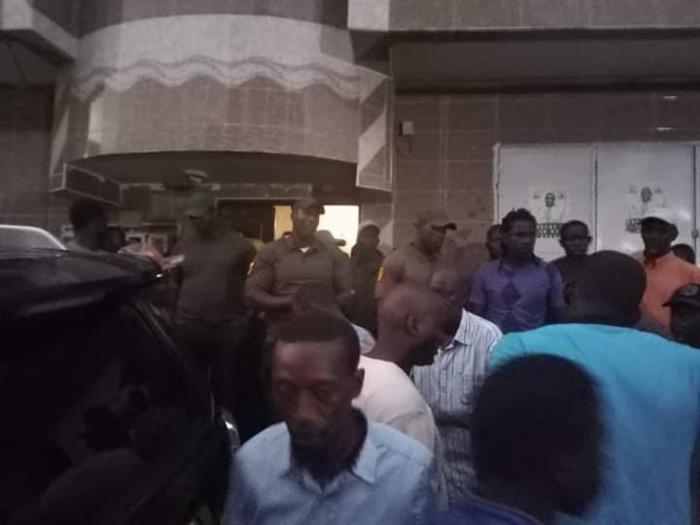 """Affrontements à Ziguinchor: La Coalition """"Doggu pour le Grand Sénégal"""" se décharge sur Ousmane Sonko"""