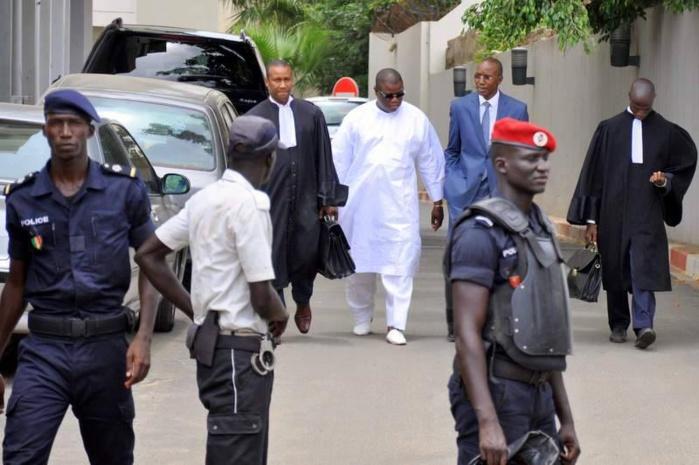 Dossier Abdoulaye Baldé à la CREI: Alboury Ndao attendu jusqu'en août pour déposer son rapport