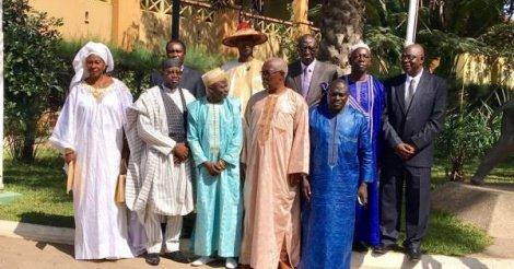 11 ministres de Barrow ont prêté serment