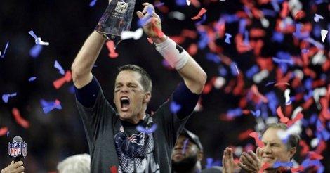 Football américain: New England remporte le Super Bowl