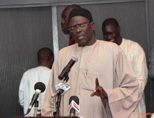Moustapha Diakhaté tacle Me Mame Adama Gueye : «c'est un adepte de la double bouche et de la valse en politique»