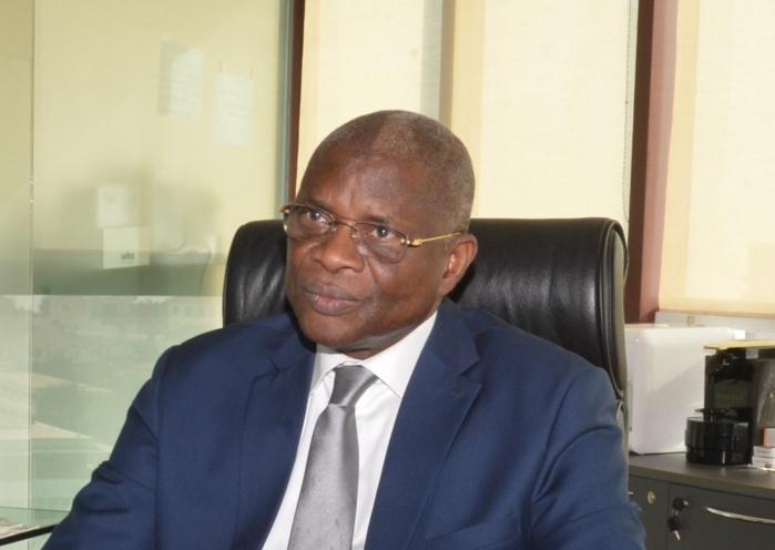 Abdoul Aziz Tall à la 5ème édition du Forum international du développement de l'Afriqu