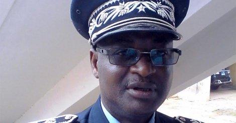 Le Dg de la police communique Maal